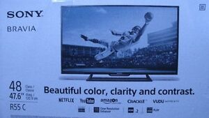 "Sony Bravia 48"" 1080p LED Smart TV (NEW!)"