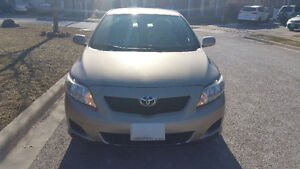 Toyota Corolla 2010 CE with Enhanced Convenience Package