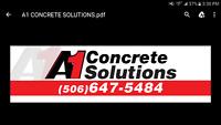 A1 Concrete Solutions