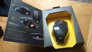 Corsair M65 RBG Gaming Mouse (great condition)