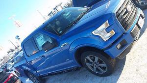 2015 Ford F-150 XLT Sport Pickup Truck