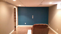 ALL wall service- From drywall to painting