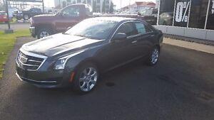 2016 Cadillac AWD ATS sedan must go ($11,500 OFF!!!)