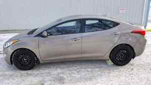 2013 Hyundai Elantra GLS *35K*, Remote Start, HT Seats, Sunroof