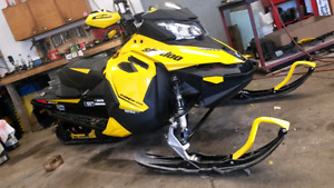 WANTED 2014 TnT CHASSIE OR PARTS SLED