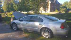 2003 Chrysler 300m special. $500 or interesting trade.