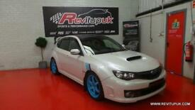 2009/09 SUBARU IMPREZA RX STI A LINE - 300BHP - FULL LEATHER
