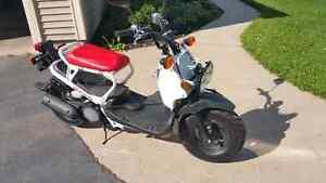 2015 honda ruckus scooter