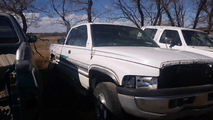 1997 dodge ram 1500 parts truck part out or sell as whole