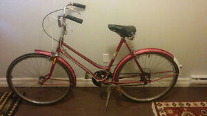 Vintage CCM Bicycle