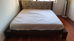 King Bed in Good Condition