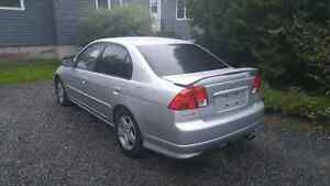Certified 2004 civic si