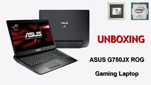 ASUS JX750 17''- 1TO-24GO-GTX 860M-I7 4770