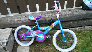 little mirmaid huffy bike