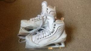 Bauer Supreme ONE100LE Goalie Skates - Size 6