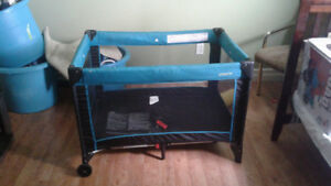 Barely used Wal-Mart play pen