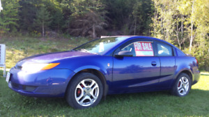 2006 Saturn Ion Coupe 5spd