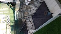 Petmate 48 & 36-Inch Wire Kennels.