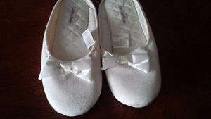 New White slippers - for sale !