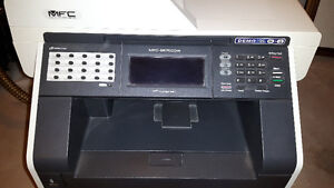 Brother colored Copier/Fax Machine Kingston Kingston Area image 2