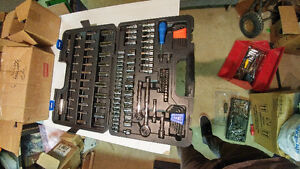 78 piece Mastercraft socket set (Complete) Kitchener / Waterloo Kitchener Area image 3