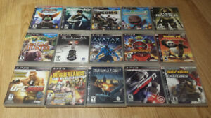 *** Over 100 Great Playstation 3 Games for Sale or Trade!! ***