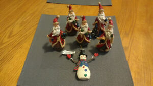 Various Xmas Decorations - Lot 2 - Best offer