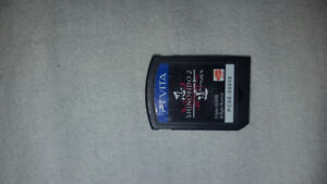 PS VITA COMES WITH 2 GAMES