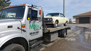 Towing services 519-914-5887