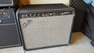 Fender sattelite extension...80watts