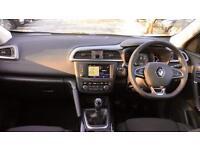 2016 Renault Kadjar 1.5 dCi Dynamique Nav 5dr Manual Diesel Hatchback