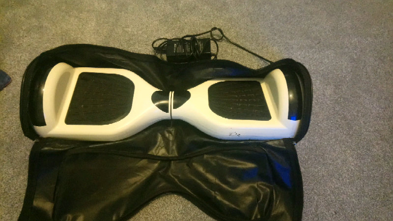 Segway with charger and case  for sale  Broomhouse, Corstorphine