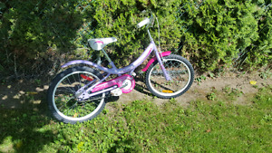 Girls 20 inch tires  Cruiser bike for sale