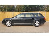 Audi A6 AVANT 2.0 5dr Automatic Black