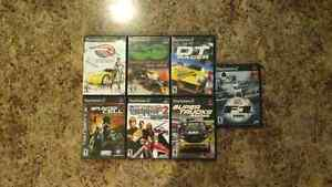 7 PS2 Games