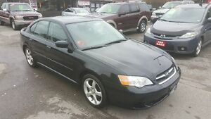 2007 SUBARU LEGACY AWD SEDAN *** CLEAN *** $6495