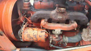 Need Engine/Block for Allis Chalmers D15
