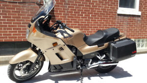 Kawasaki Concours 2005 Reduced-Fall Special