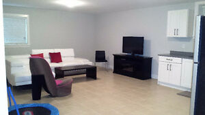 Gorgeous, Spacious, Newer 2Br Basement Suite Available Aug. 1st