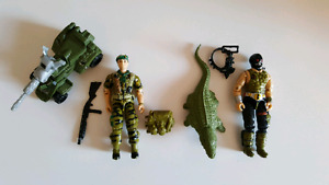 Looking for GI Joes Figures/Vehicles