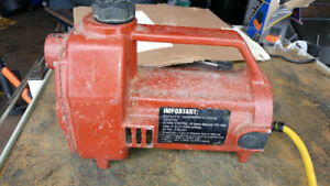 LIBERTY 331 TRANSFER PUMP  110 VAC 1/2 HP
