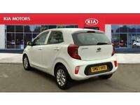 2018 Kia Picanto 1.25 2 5dr Petrol Hatchback Hatchback Petrol Manual