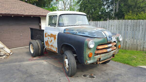 For Sale or Trade 1955 Dodge Fargo Dually Pickup