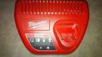BRAND NEW MILWAULKEE M12 BATTERY CHARGER