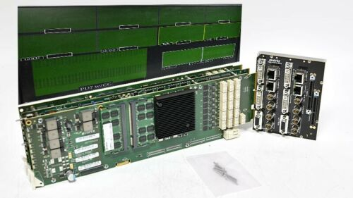 Evertz 7867VIPX32x2+CSX 3G/HD/SD Multi Image Display Processor Multiviewer XLINK