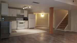 Brand New 2 bedroom Basement Apartment in Ancaster