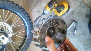 Basket de Honda Cr125 00-07