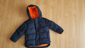 Boys Old Navy coat size 4T