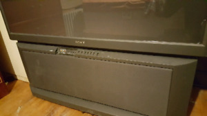 Projection  tv 60 inch