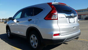 Hurry: Almost New Honda CRV LX AWD 2016 for just $398.66/month